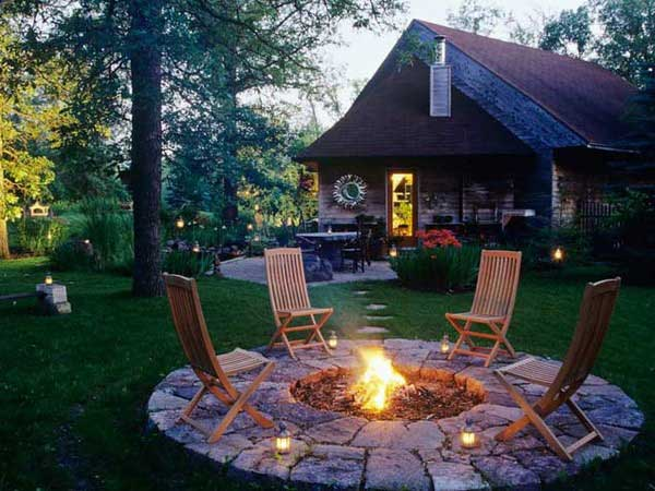 Backyard Fire Pit Safety Seely Durland Insurance
