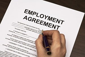 Employment Agreement and PFL