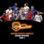 Hudson Sports Complex Grand Opening