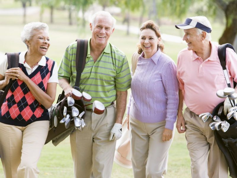 Senior Living Active Adult Communities