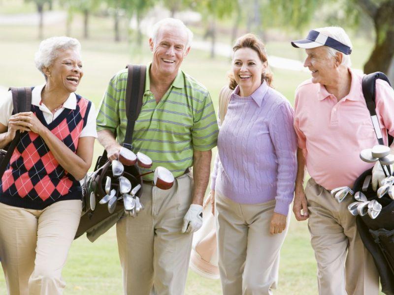 Senior Living Active Adult Communities